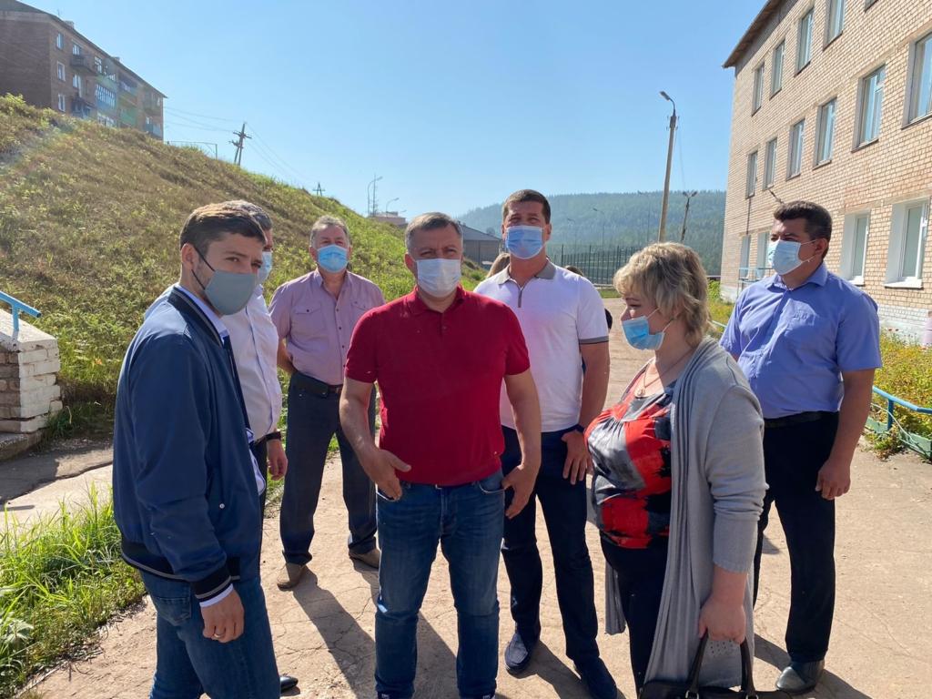 Андрей Чернышев: Усть-Кутский район – хороший пример эффективного взаимодействия власти и бизнеса