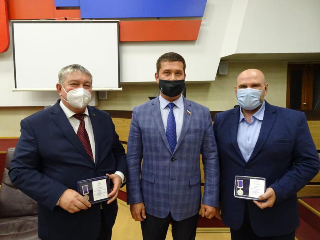 Андрей Чернышев: Народная программа «Единой России» на ближайшие 5 лет принята