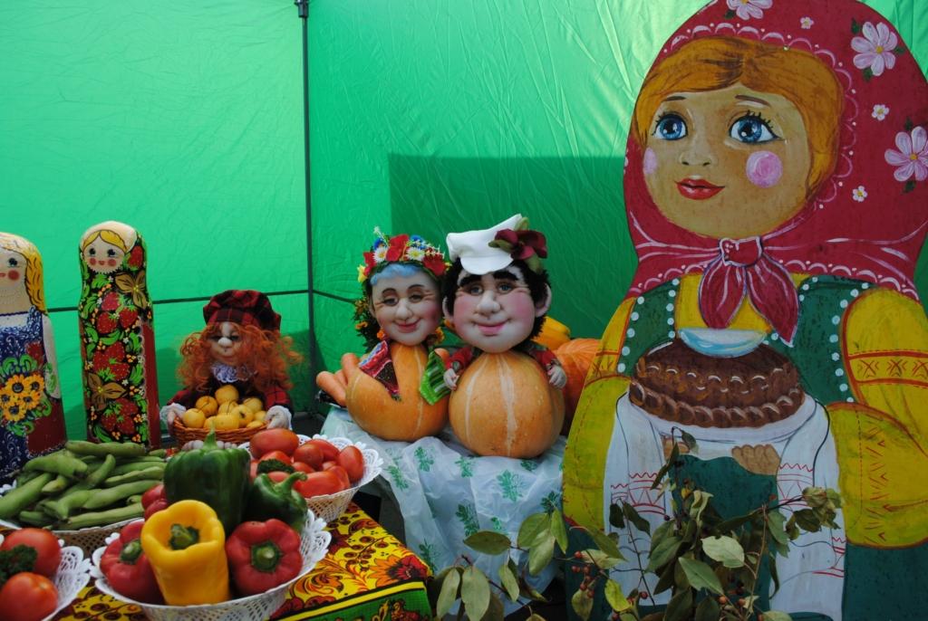 В Братском районе прошла сельскохозяйственная ярмарка «100 % – НАШЕ!»