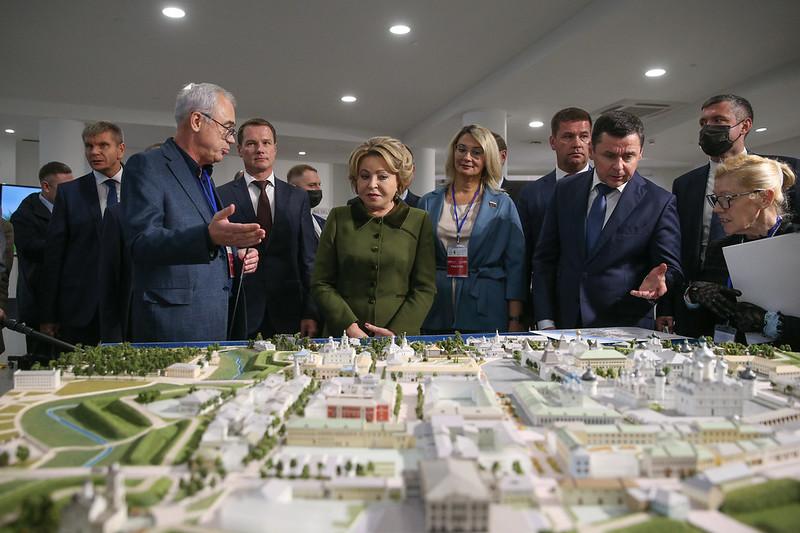 Сенатор Андрей Чернышев предложил создать госкорпорацию для сохранения объектов культурного наследия
